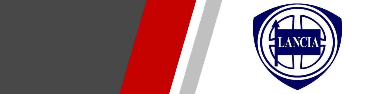 Plaquettes de freins sport et racing pour Lancia