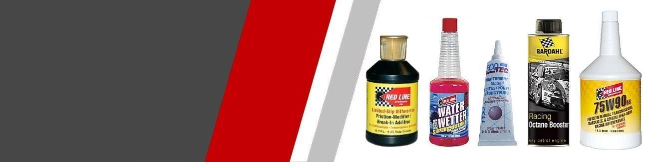 Additifs et produits moteur