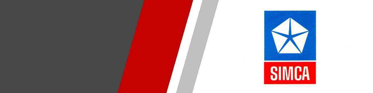 Plaquettes de freins pour Simca Talbot