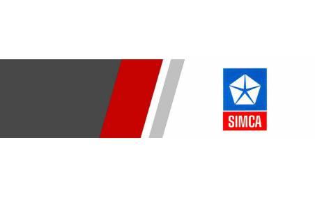 Plaquettes de freins Simca Talbot
