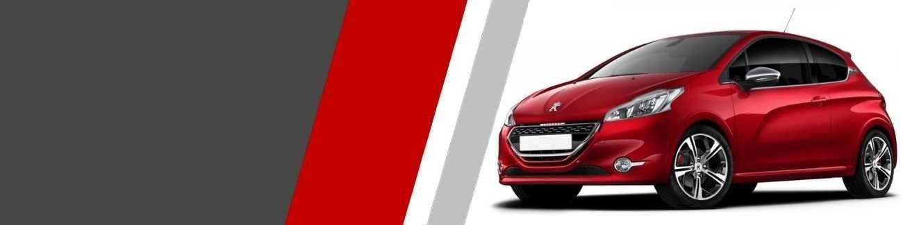 Disques de freins Peugeot 208