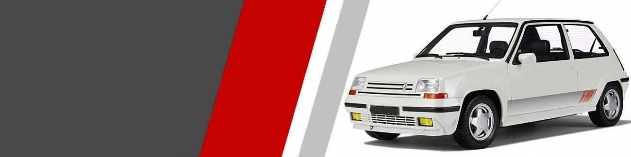 Disques de freins Renault Super 5