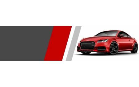 Plaquettes Audi TT