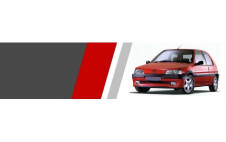 Plaquettes Peugeot 106