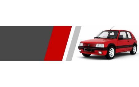 Plaquettes Peugeot 205