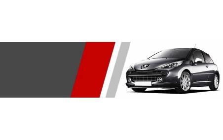 Plaquettes Peugeot 207