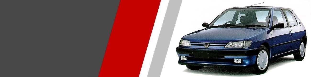 Plaquettes de freins Sport et Racing Peugeot 306