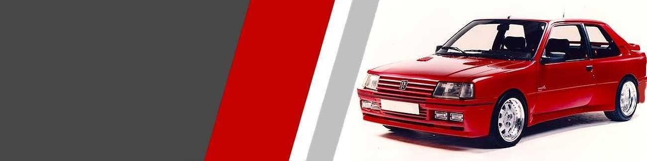 Plaquettes de freins Peugeot 309