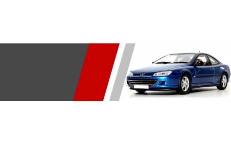 Plaquettes Peugeot 406