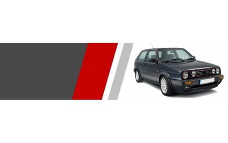 Plaquettes Volkswagen Golf 2