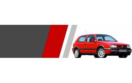 Plaquettes Volkswagen Golf 3