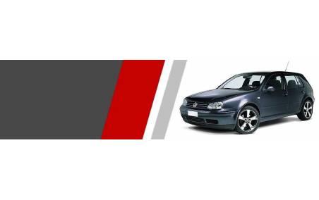 Plaquettes Volkswagen Golf 4