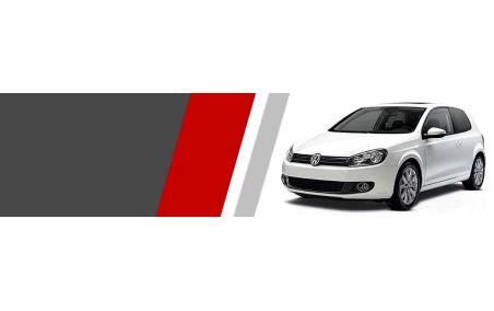 Plaquettes Volkswagen Golf 5