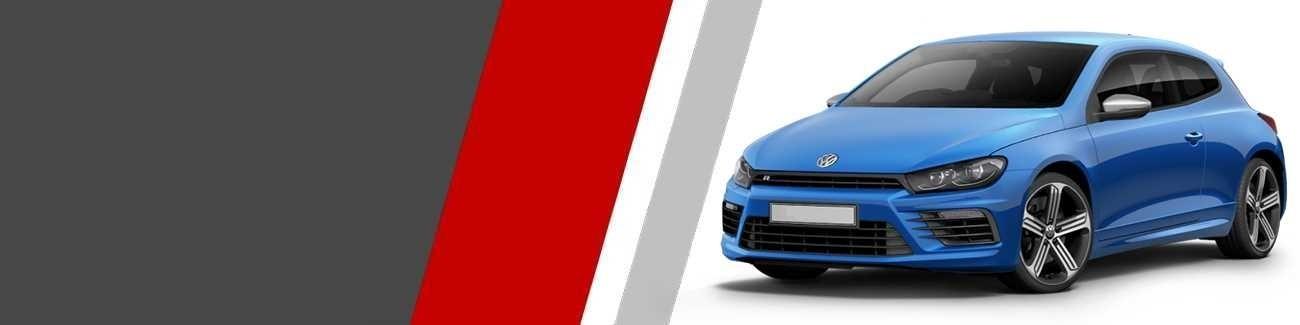 Plaquettes de freins Sport et Racing Volkswagen Scirocco