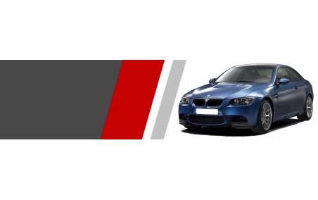 Plaquettes BMW E90/E92/E93