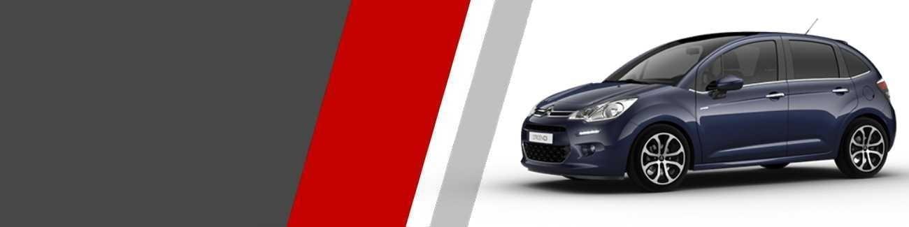 Plaquettes de freins Sport et Racing Citroen C3